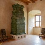Zamek w Bausce zrekonstruowany pałac renesansowy