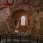 Zamek w Bausce wieża główna