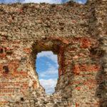 Zamek w Bausce część gotycka