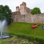 Zamek w Dobele