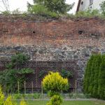 Niemodlin miejskie mury obronne