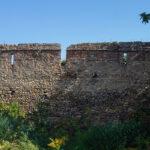 Sebes miejskie mury obronne