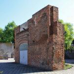 Opole mury obronne baszta Wilcza