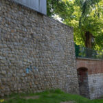 Opole fragment murów obronnych