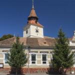 Kościół obronny w Bod