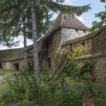 Kościół obronny w Criț
