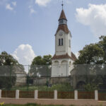 Kościół obronny w Buneşti