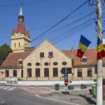 Kościół obronny w Cristian